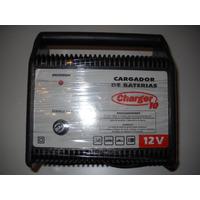 Cargador De Batería Autos Charger 10 Amp. 12 V Con Garantía