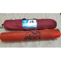 Carpa Playera Alpes Reforzada Impermeable Protección Rayo Uv