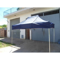 Carpa Plegable 2mx3m Con 3 Laterales De Facil Armado Oferta