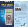 Calculadora Casio Fc-100 Financiera - Dist Oficial
