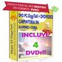 Aprenda Carpintería En Aluminio + Dvd Video Menu De Regalo!!