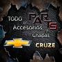 Guardabarro Delantero Chevrolet Cruze 10 Importado Y Mas