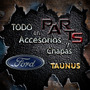 Capot Modelo Viejo Original Ford Taunus Y Mas...
