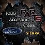 Paragolpe Delantero Nacional Ford Sierra Y Mas...