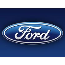 Capot De Ford Fiesta Año 2003 A 2006
