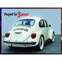 Tapa De Motor Con Rejilla Escarabajo Modelo Nuevo
