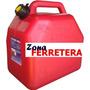 Bidon Para Combustibles 20 Litros Con Pico+tapa De Seguridad