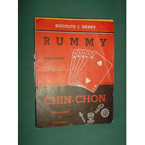 Rodolfo Henry Reglamento Tecnica Rummy Chin Chon