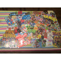 Lote Gigante Cartas Dragon Ball Mcdonalds, Futbol Panini Etc