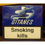 Cigarrillos Gitanes Box De 20 Lleno Con Y Sin Filtro