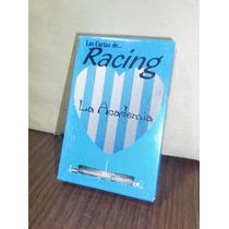 Naipes Españolas De Racing Campeon 2001 Nuevas