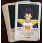 Lote De Cartas Dragon Ball Z