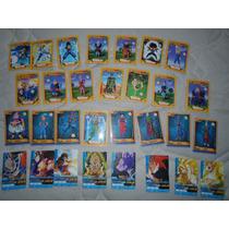 Lote De 30 Cartas Dragon Ball Z - Surtidas