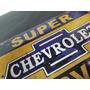 Cartel Chapa Cuadro Decorativo Publicidad Chevrolet