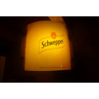 Cartel Luminoso Publicidad Schweppes - Ideal Decoración