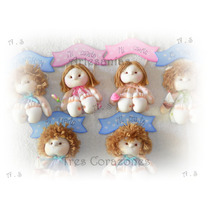 Cartel Para Habitación O Bienvenida Muñecos Soft Souvenirs !