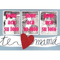 Regala Para El Dia De La Madre Un Fotocuadro Personalizado