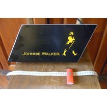 Cartel Luminoso Publicidad Johnnie Walker Impecable Original