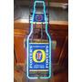 Cartel Cerveza Foster Neon Publicidad Impecable Original