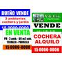 Cartel Lona Impresa 1,00x0,70 Mt. Tipo Inmobiliaria, Vendo,