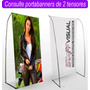 Solo Banner 190x90 Cm Impresiones Ploteos Portabanners Staff