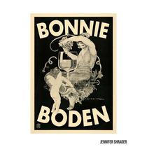 Carteles Antiguos Chapa Gruesa 20x30cm Bonnie Boden Dr-287