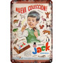 Carteles Antiguos Chapa 60x40cm Chocolatín Jack Al-180