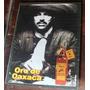 Cartel Publicitario - Tequila Mezcal Oro De Oaxaca - Mexico