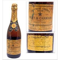 Carteles Antiguos Chapa 20x30cm James Bond Champagne Dr-198