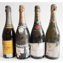 Carteles Antiguos Chapa 20x30cm James Bond Champagne Dr-200