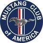 Carteles Antiguos Chapa 50cm Mustang Shelby Cobra Au-104