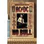 Chapas Vintage Retro Impresas. Bandas De Musica. 33x50 Cm