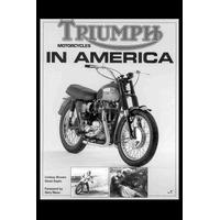Carteles Antiguos De Chapa 60x40cm Triumph In America Fi-187
