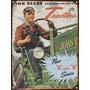 Cartel Chapa Publicidad Antigua Tractor John Deere Y272