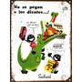 Chapa Vintage Publicidad Antigua Caramelo Sugus Suchard L613