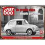Cartel Chapa Publicidad Antigua Fiat 600 L253