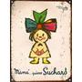 Chapa Publicidad Suchard-mama Quiero X632