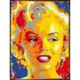 Cartel Chapa Vintage Publicidad Antigua Marilyn Monroe L094