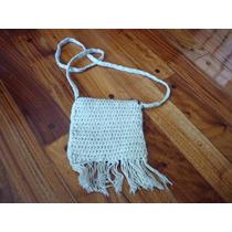 Carteritas Tejidas Al Crochet