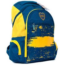 Boca Juniors Mochila Licencia Original Distribuidor Zetateam