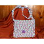 Bandolera Multicolor A Crochet