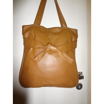 Cartera Color Camel Marron. Divina!