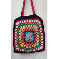 Cartera Al Crochet Ultima Moda!!!!!