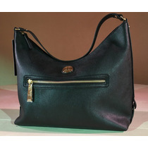 Cartera Tommy Hilfiger Hobo Lily Grained, Exclusiva!