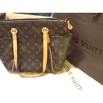 Totally Pm. Louis Vuitton. Como Nueva Original Codigo Sd5009