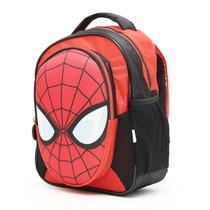 Mochila Jardin Spiderman Amazingtermoformada Relieve 32cm