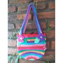 Cartera Al Crochet