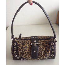 Cartera Rockabilly Pin Up Leopardo