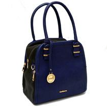 Cartera Importada Primavera Verano 2016 Calidad Premium Azul