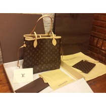 Cartera Monogram Louis Vuitton Con Factura